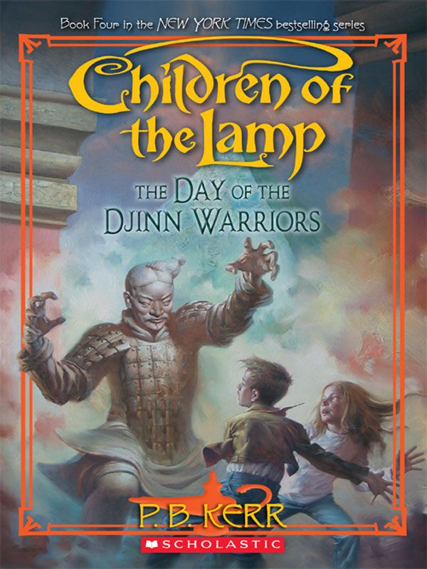 Children of the Lamp #4: Day of the Djinn Warriors By: P. B. Kerr