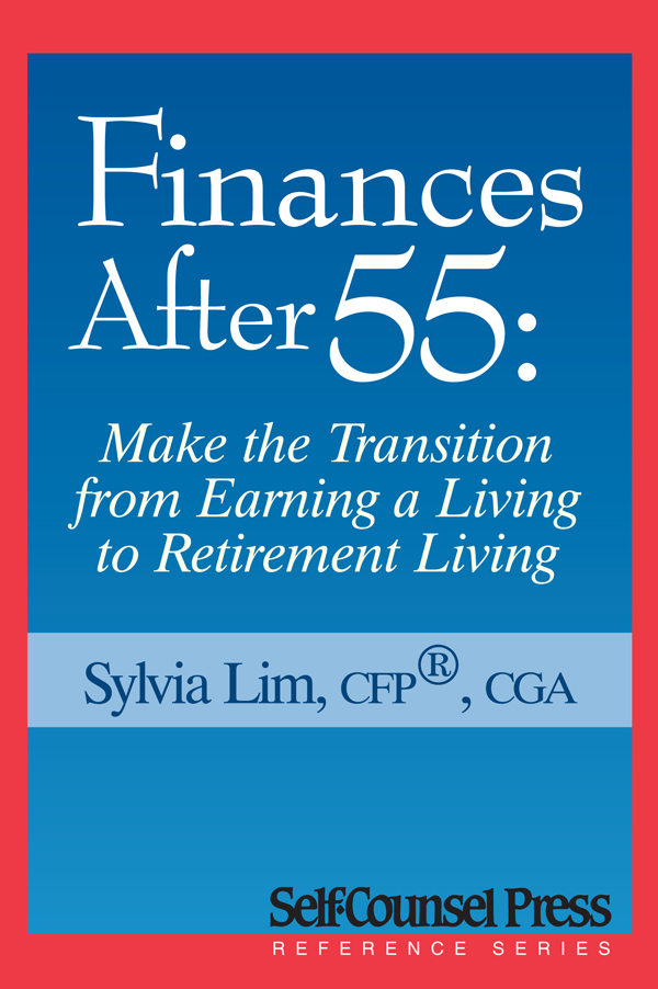 Finances After 55 By: Sylvia Lim