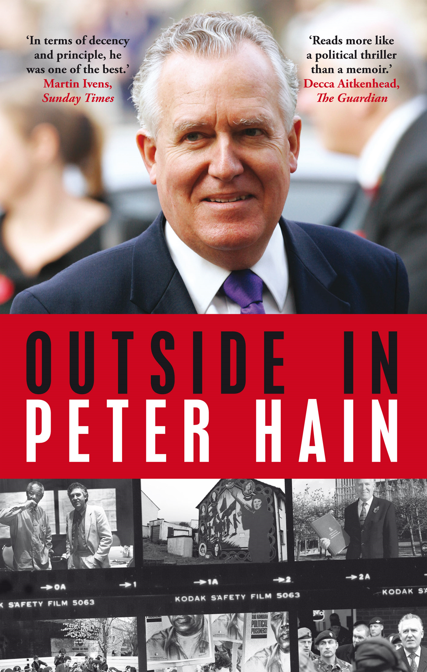 Outside In By: Peter Hain