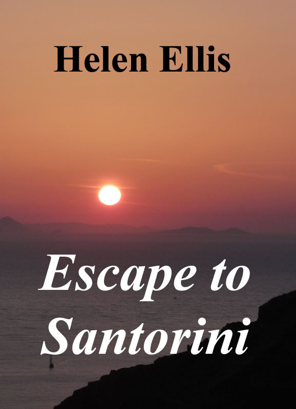 Escape to Santorini By: Helen Ellis