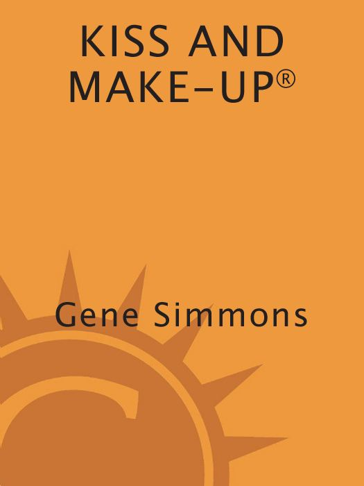 Kiss and Make-Up By: Gene Simmons