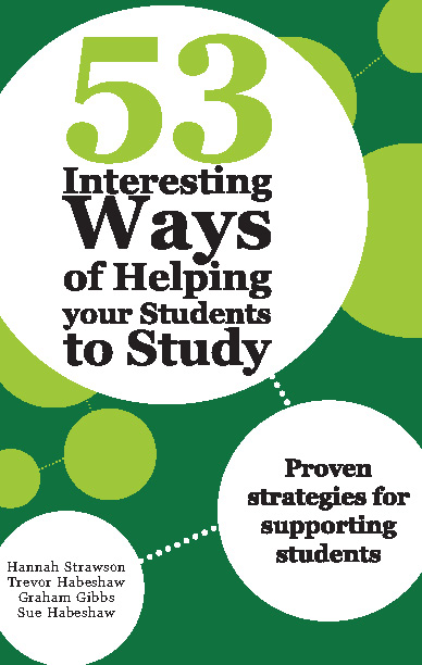 53 Interesting Ways of Helping Your Students to Study