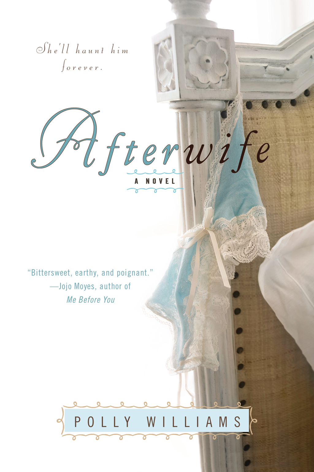 Afterwife By: Polly Williams
