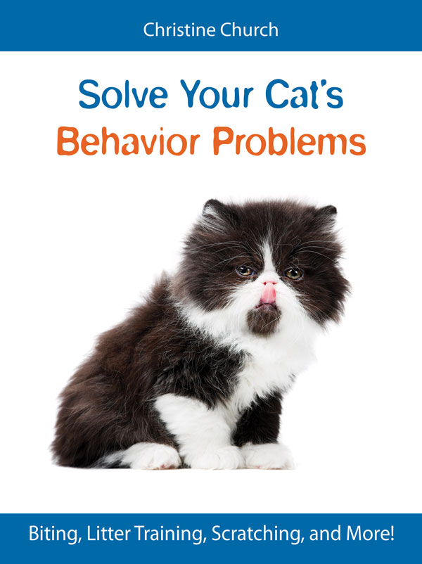 Solve Your Cat's Behavior Problems