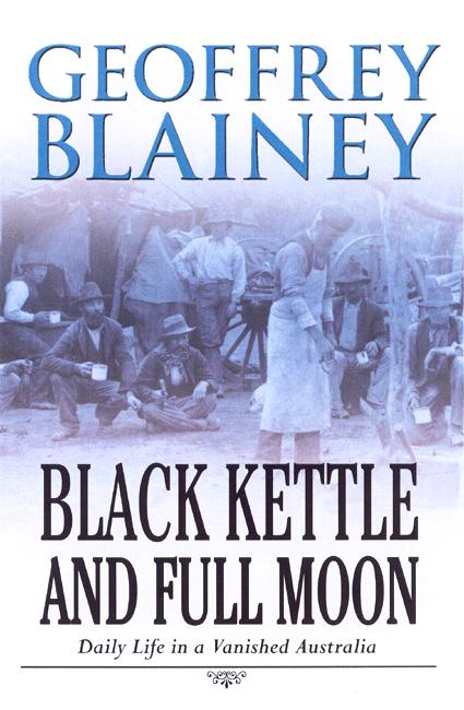 Black Kettle and Full Moon