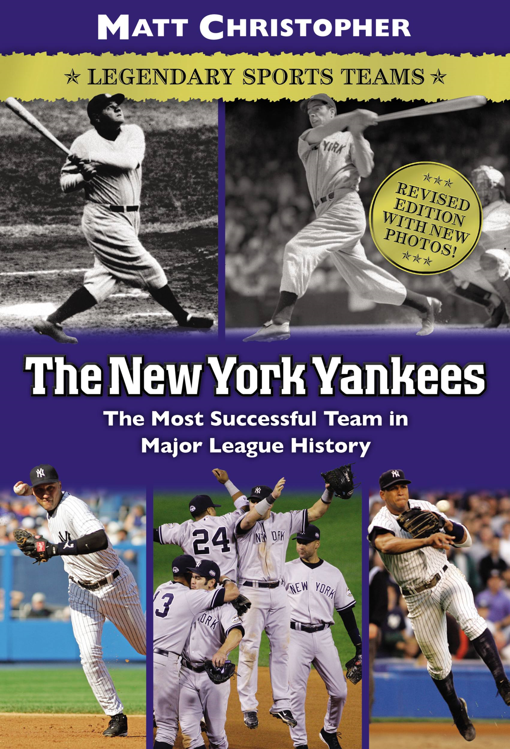 The New York Yankees By: Matt Christopher