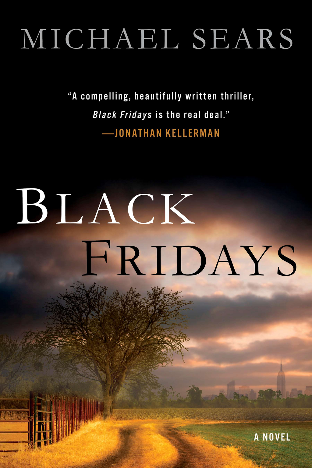 Black Fridays By: Michael Sears