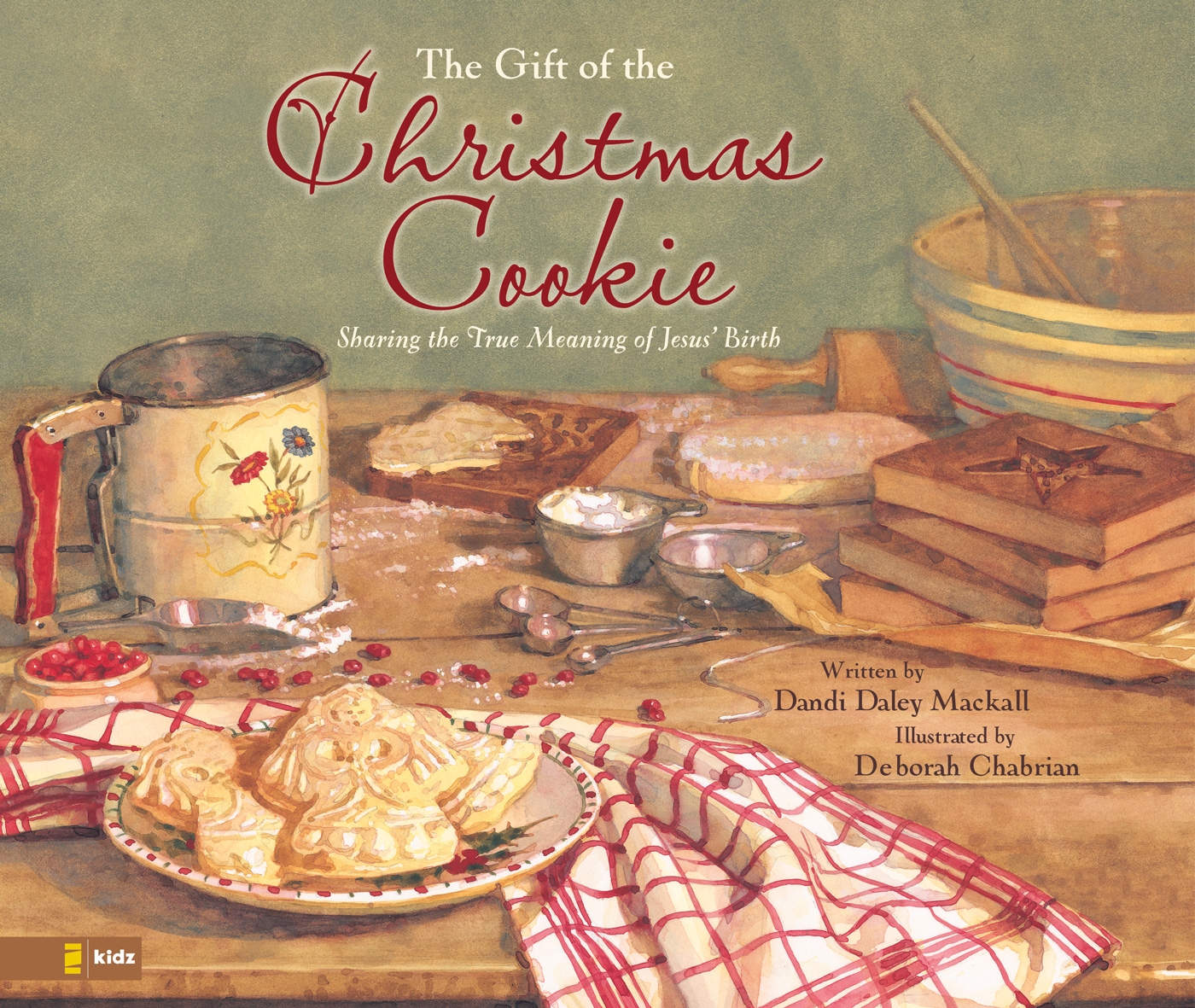 The READ and HEAR edition: Gift of the Christmas Cookie
