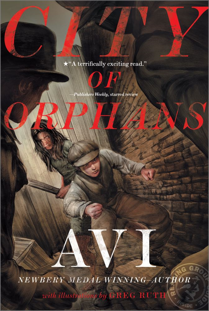 City of Orphans By: Avi,Greg Ruth