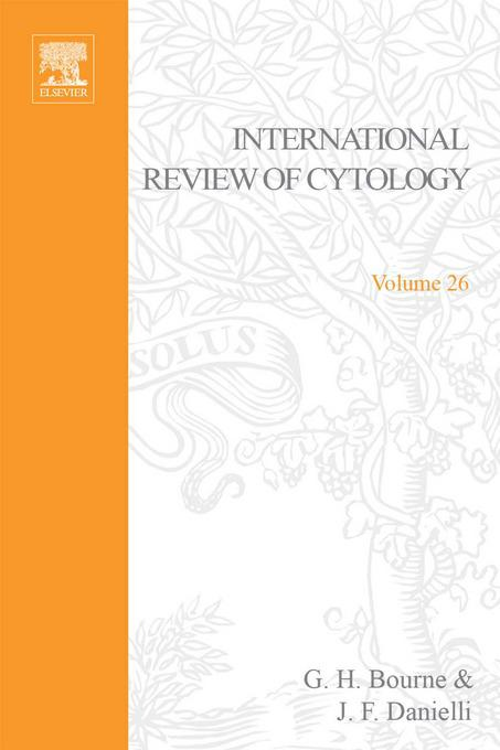 INTERNATIONAL REVIEW OF CYTOLOGY V26