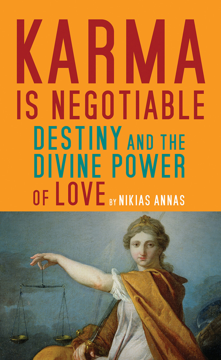 Karma is Negotiable By: Annas Nikias