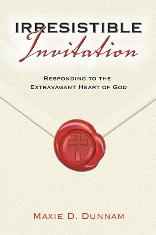 Irresistible Invitation 40 Day Reading Book