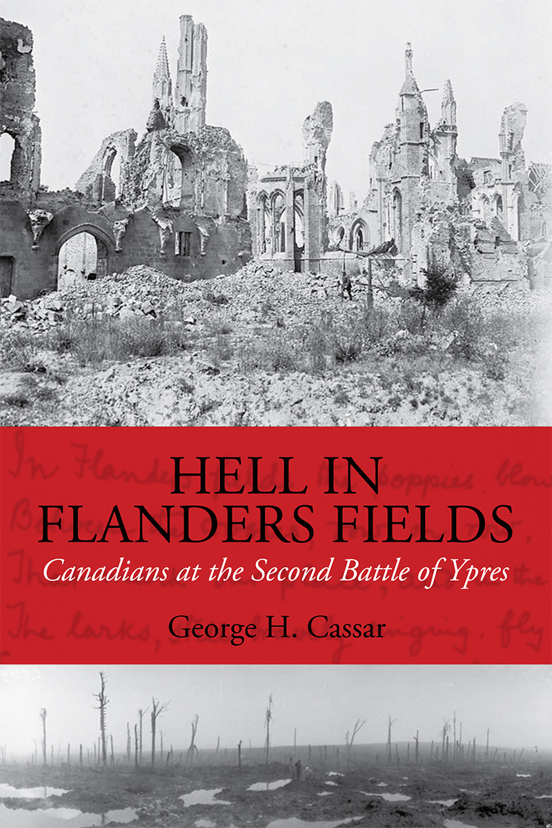 Hell in Flanders Fields By: George H. Cassar