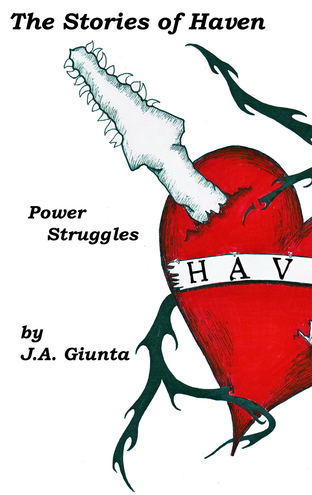 The Stories of Haven: Power Struggles