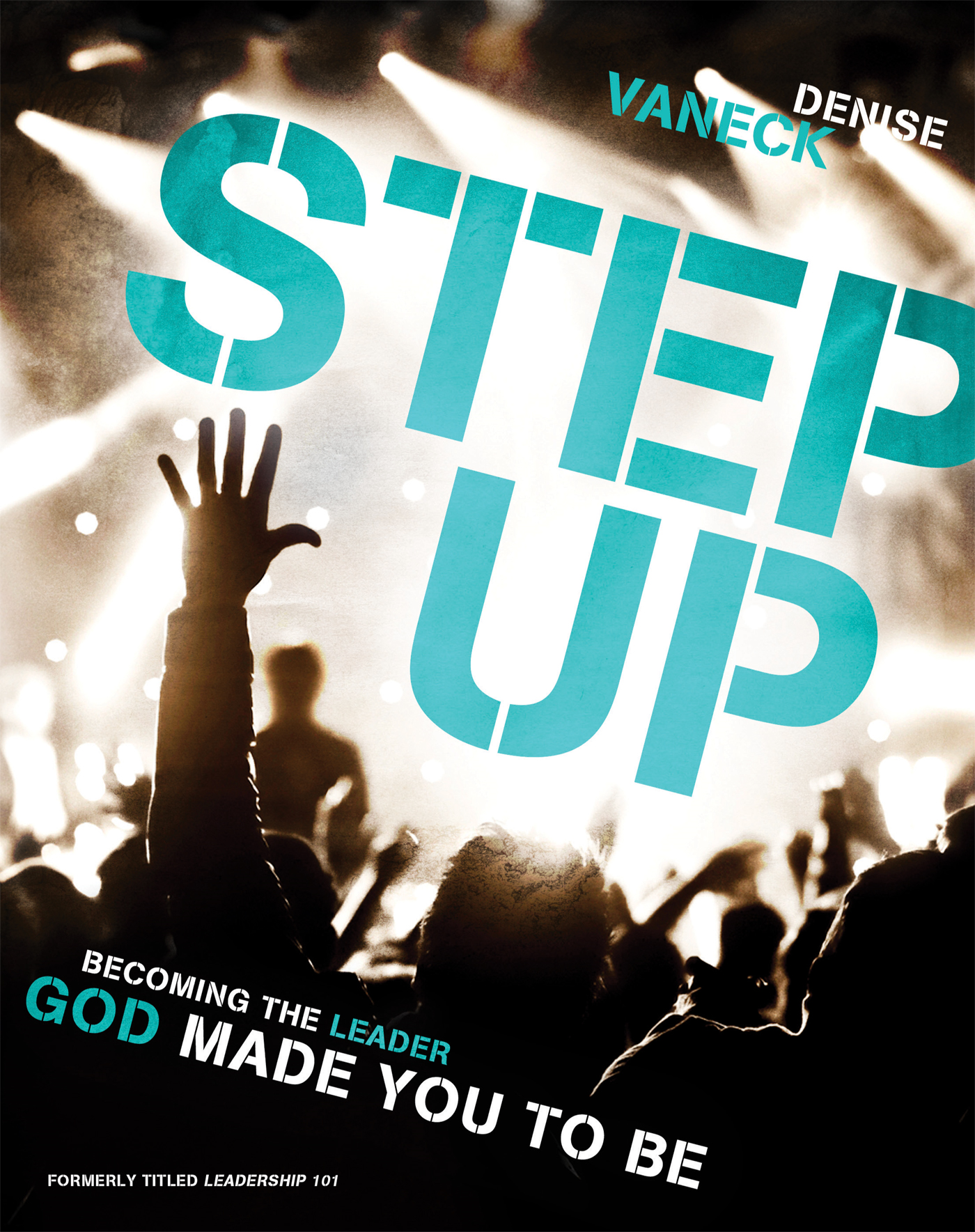 Step Up By: Denise   VanEck