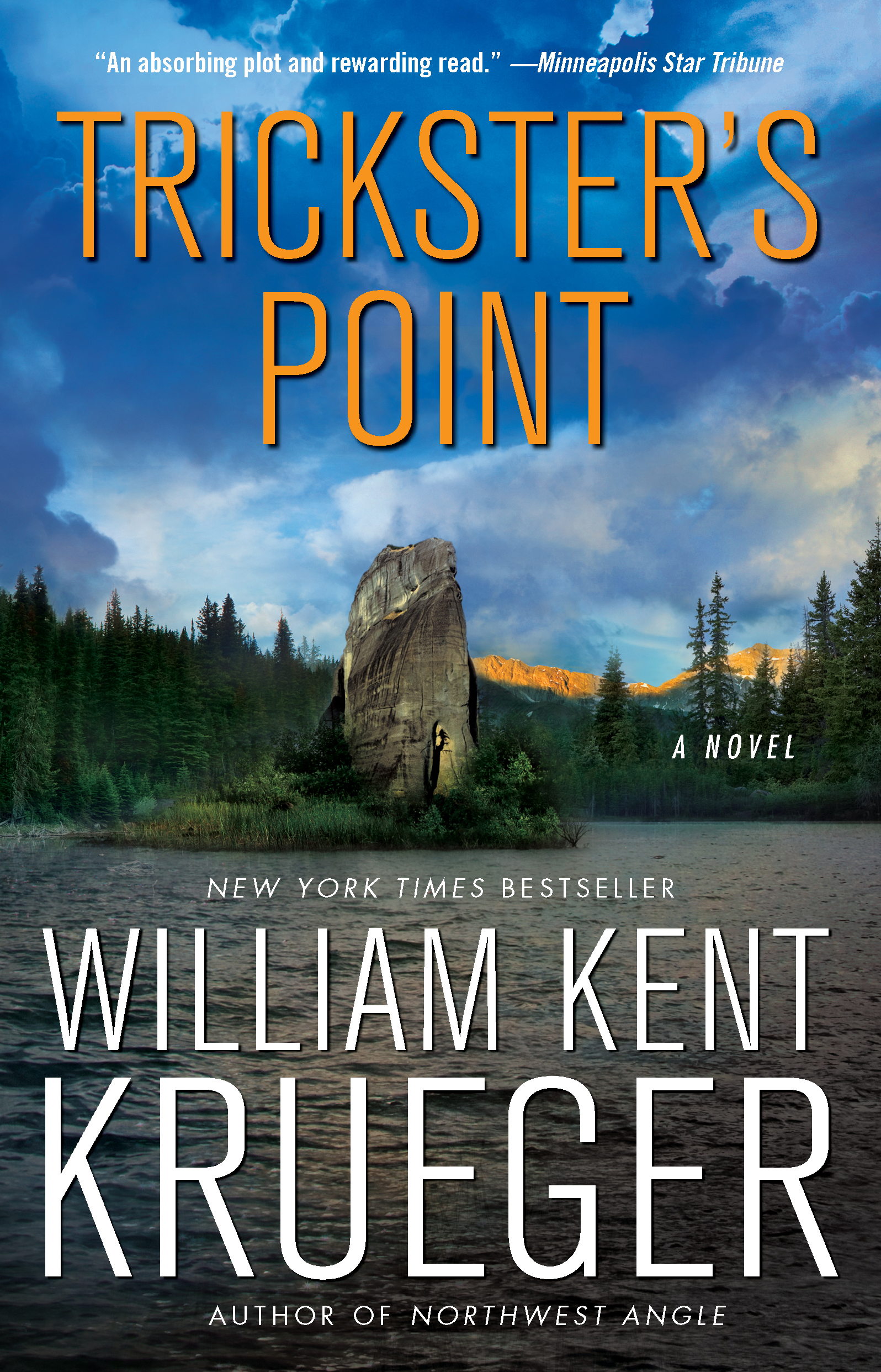 Trickster's Point: A Novel By: William Kent Krueger