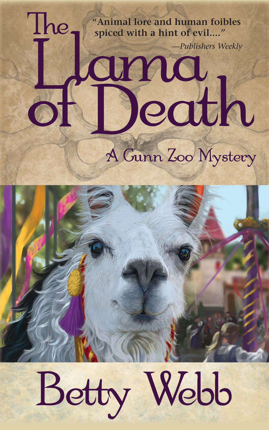 The Llama of Death By: Betty Webb