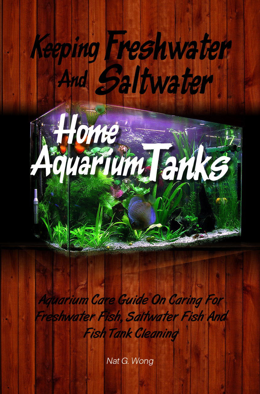 Keeping Freshwater And Saltwater Home Aquarium Tanks By: Nat G. Wong