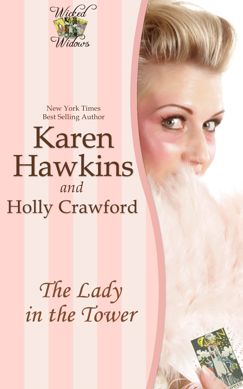 The Lady in the Tower By: Holly Crawford,Karen Hawkins