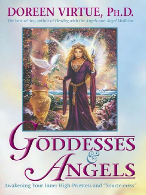 Goddesses & Angels By: Doreen Virtue