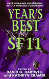 Year's Best Sf 11: