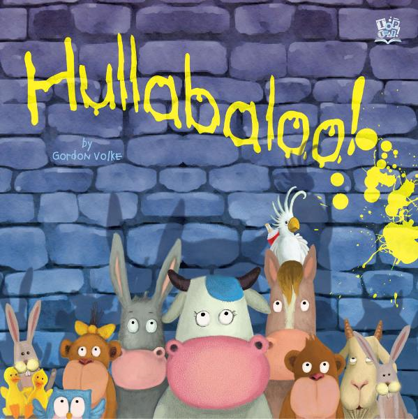 Hullabaloo By: Gordon Volke, The Fénix Factory