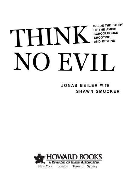 Think No Evil By: Jonas Beiler