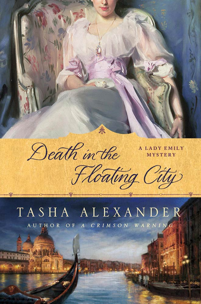 Death in the Floating City By: Tasha Alexander