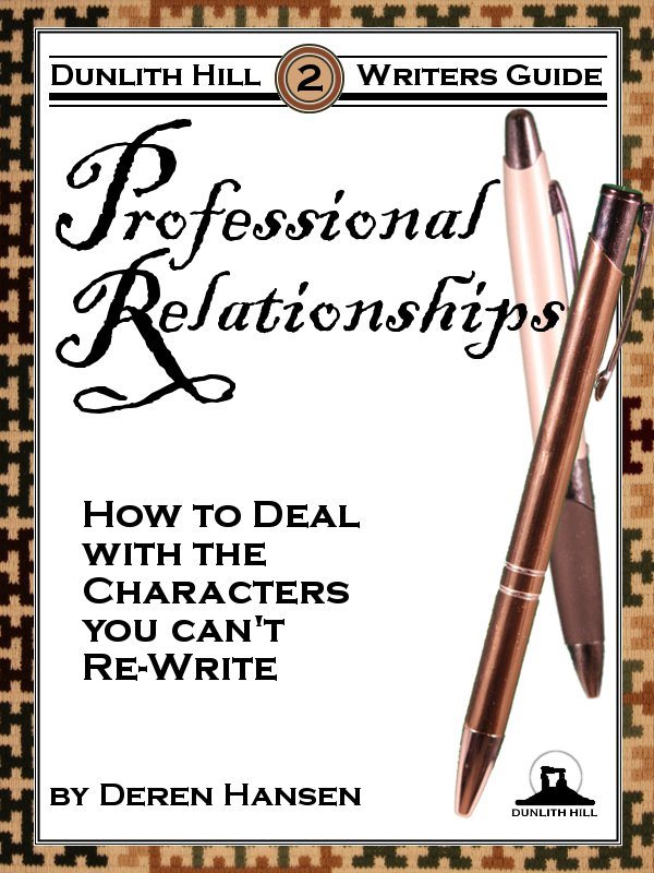 Professional Relationships By: Deren Hansen