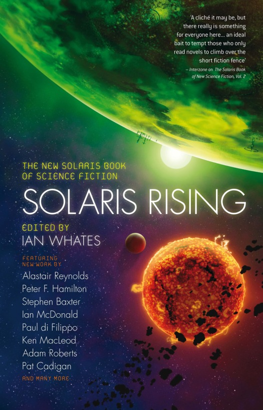 Solaris Rising By: Pat Cadigan,Peter F. Hamilton