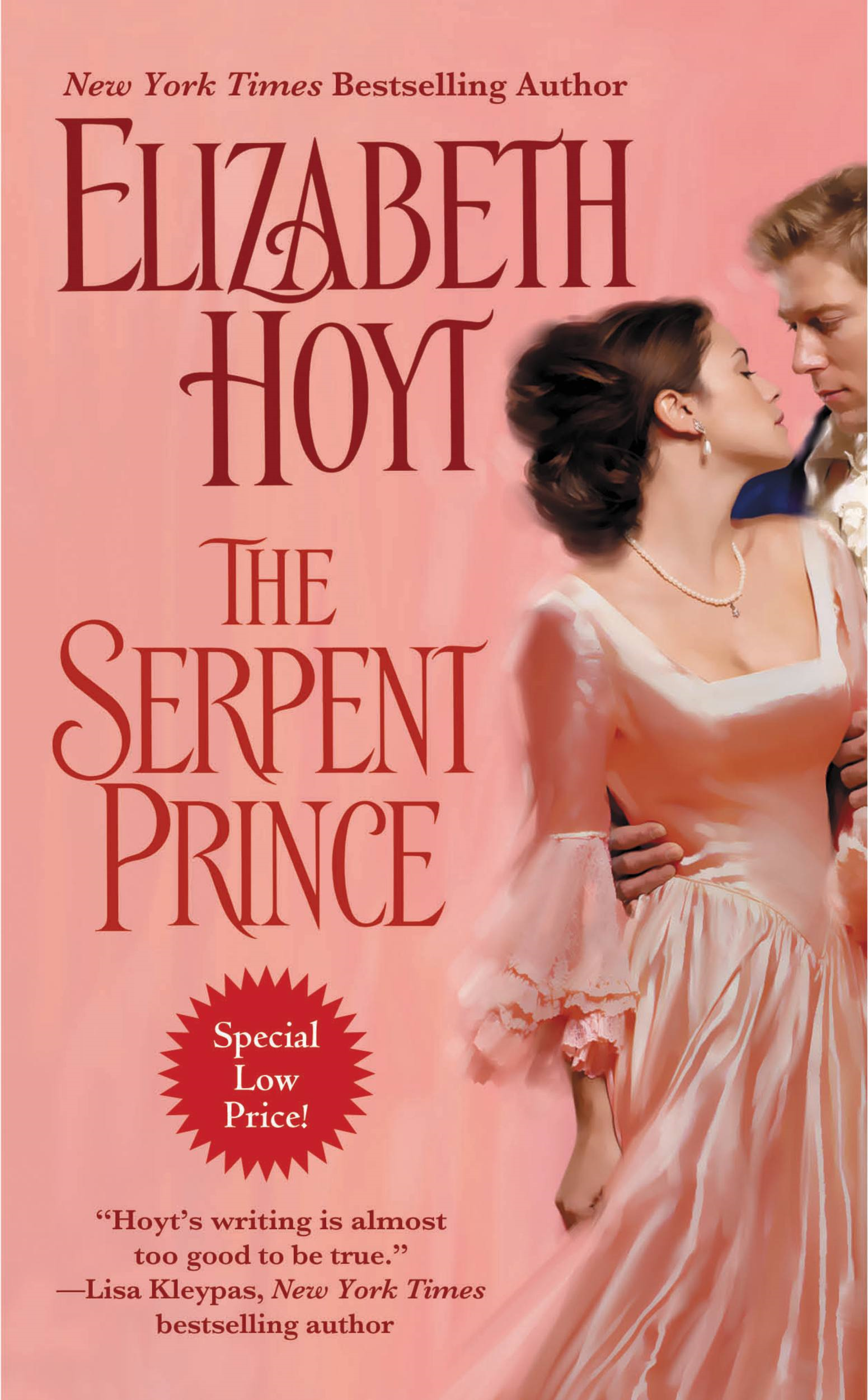 The Serpent Prince By: Elizabeth Hoyt