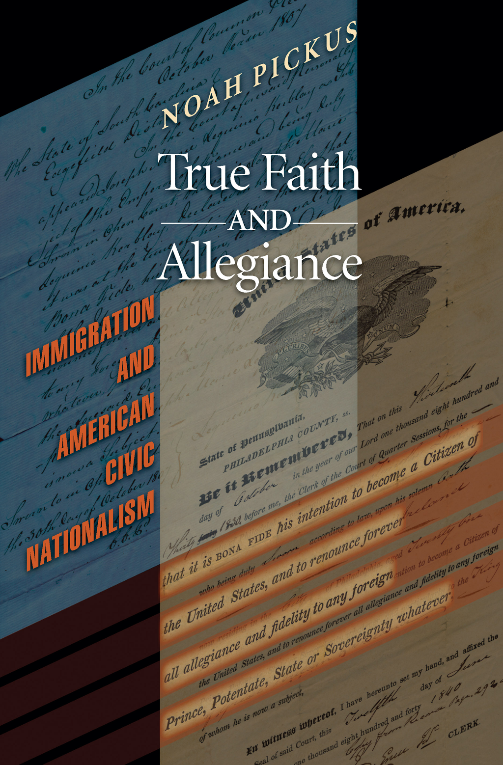True Faith and Allegiance By: Noah Pickus