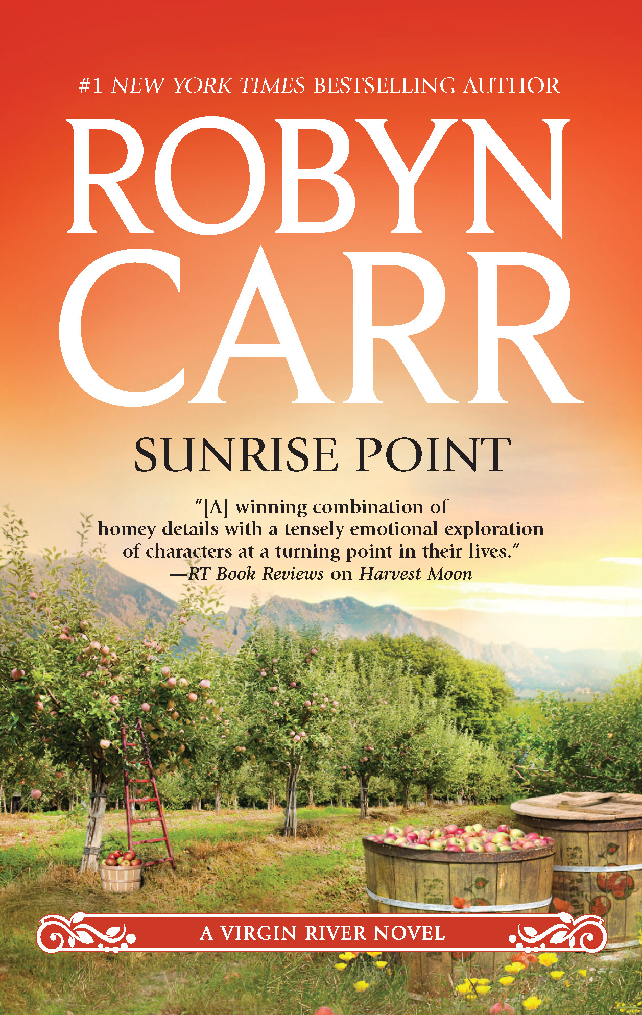 Sunrise Point By: Robyn Carr