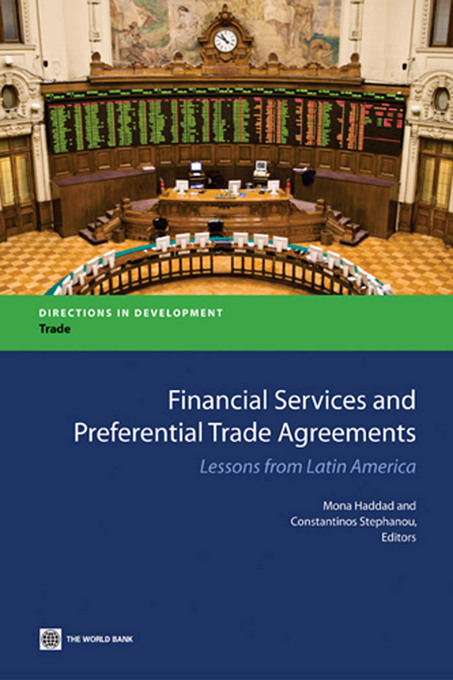 Financial Services and Preferential Trade Agreements: Lessons from Latin America