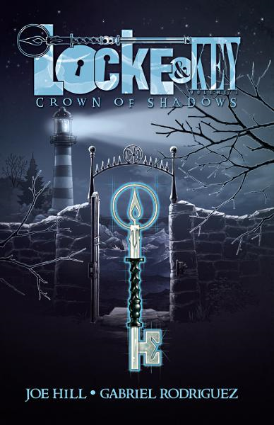 Locke and Key Vol. 3: Crown of Shadows