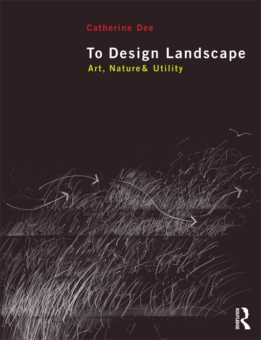 To Design Landscape Art,  Nature & Utility