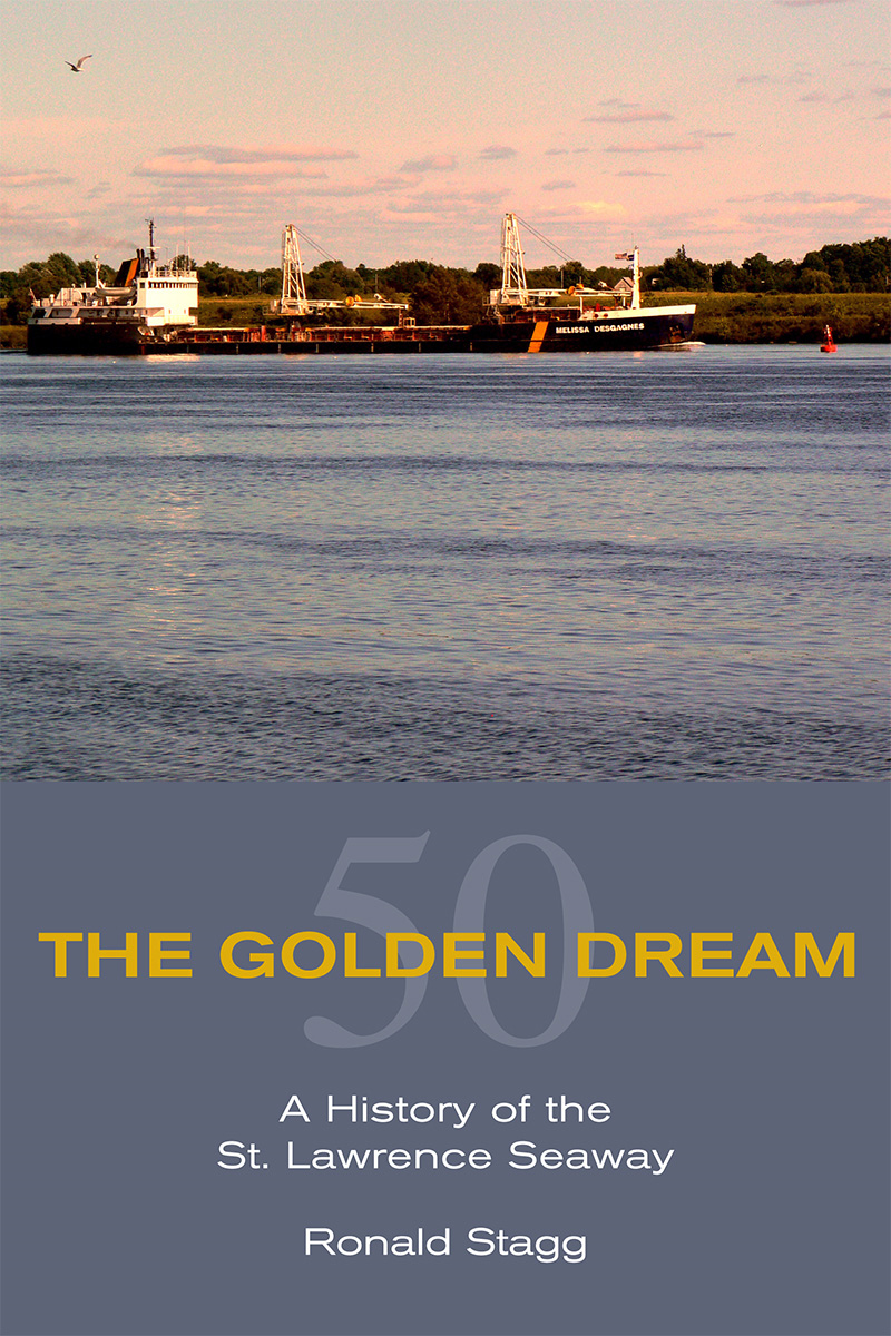 The Golden Dream By: Ronald Stagg