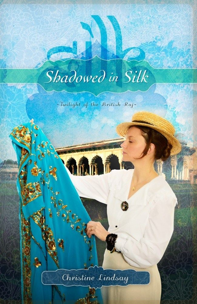 Shadowed in Silk By: Christine Lindsay