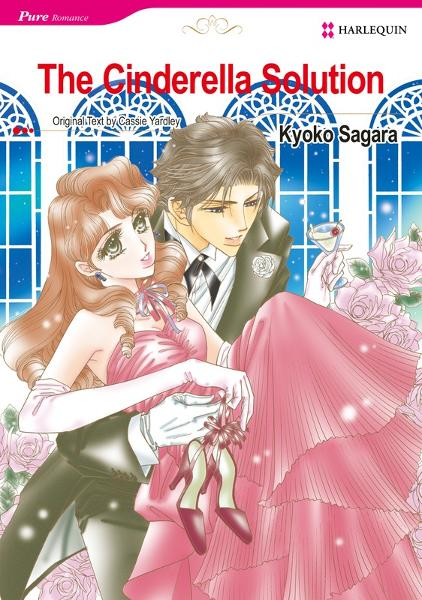 Harlequin comics: The Cinderella Solution-Sample