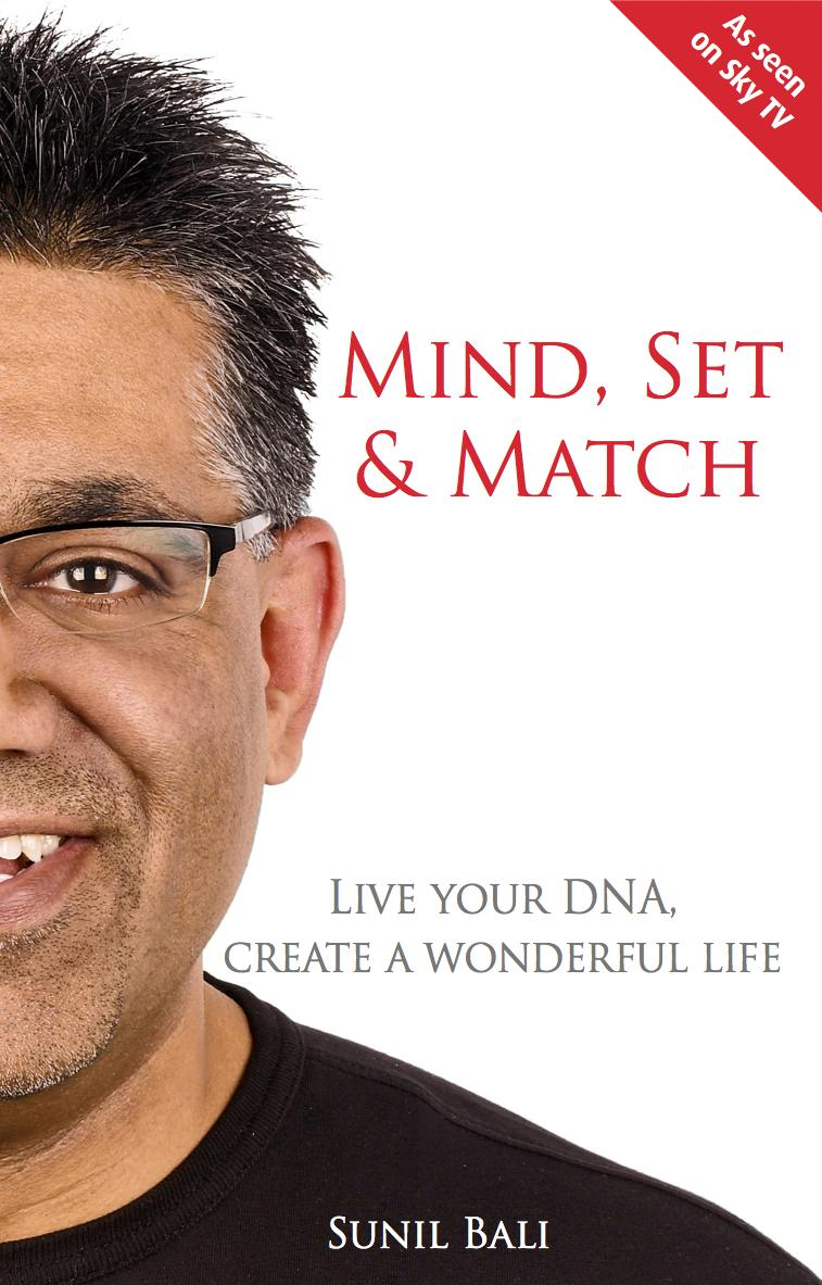 Mind, Set & Match: How To Do The Work That You Were Born To Do By: Sunil Bali