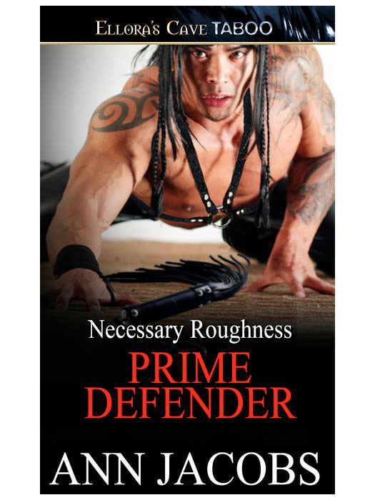 Prime Defender (Necessary Roughness, Book Four)