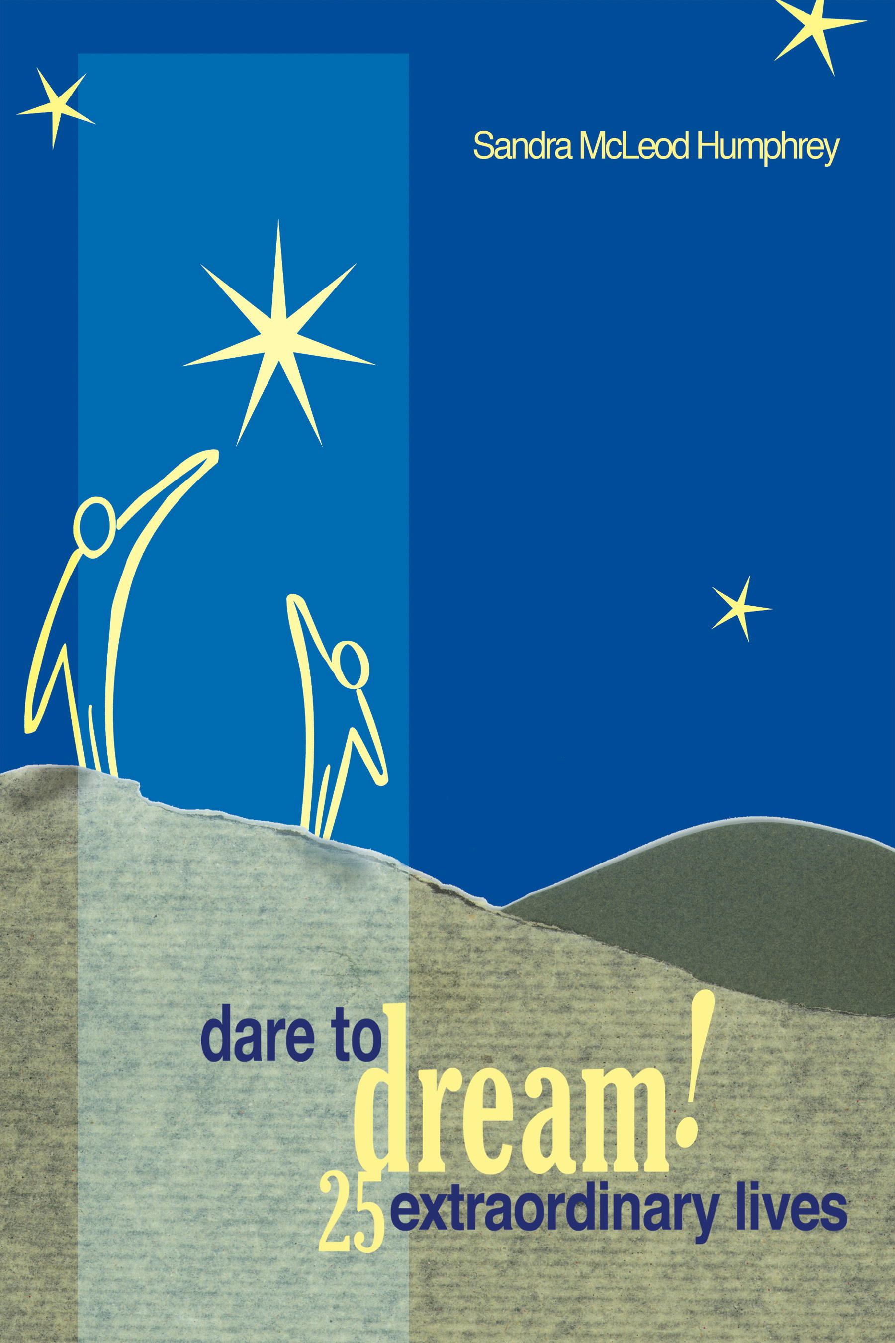 Cover Image: Dare To Dream!