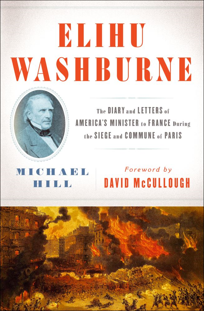 Elihu Washburne By: Michael Hill