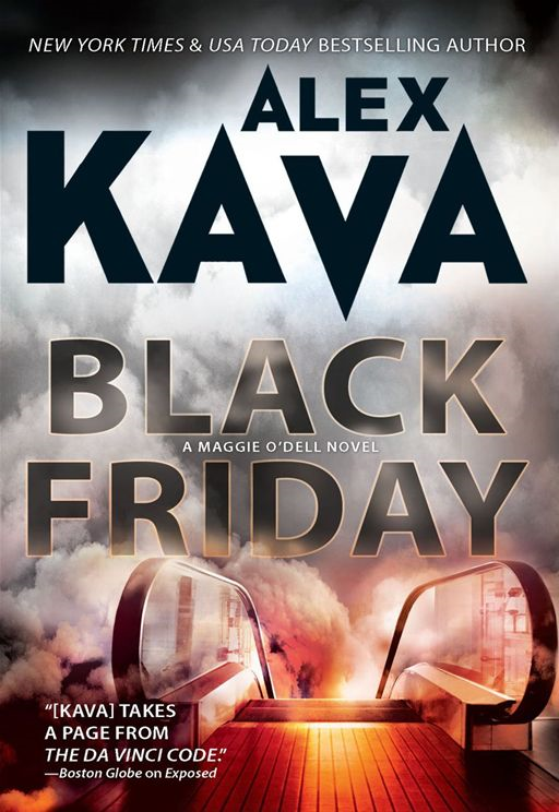 Black Friday By: Alex Kava