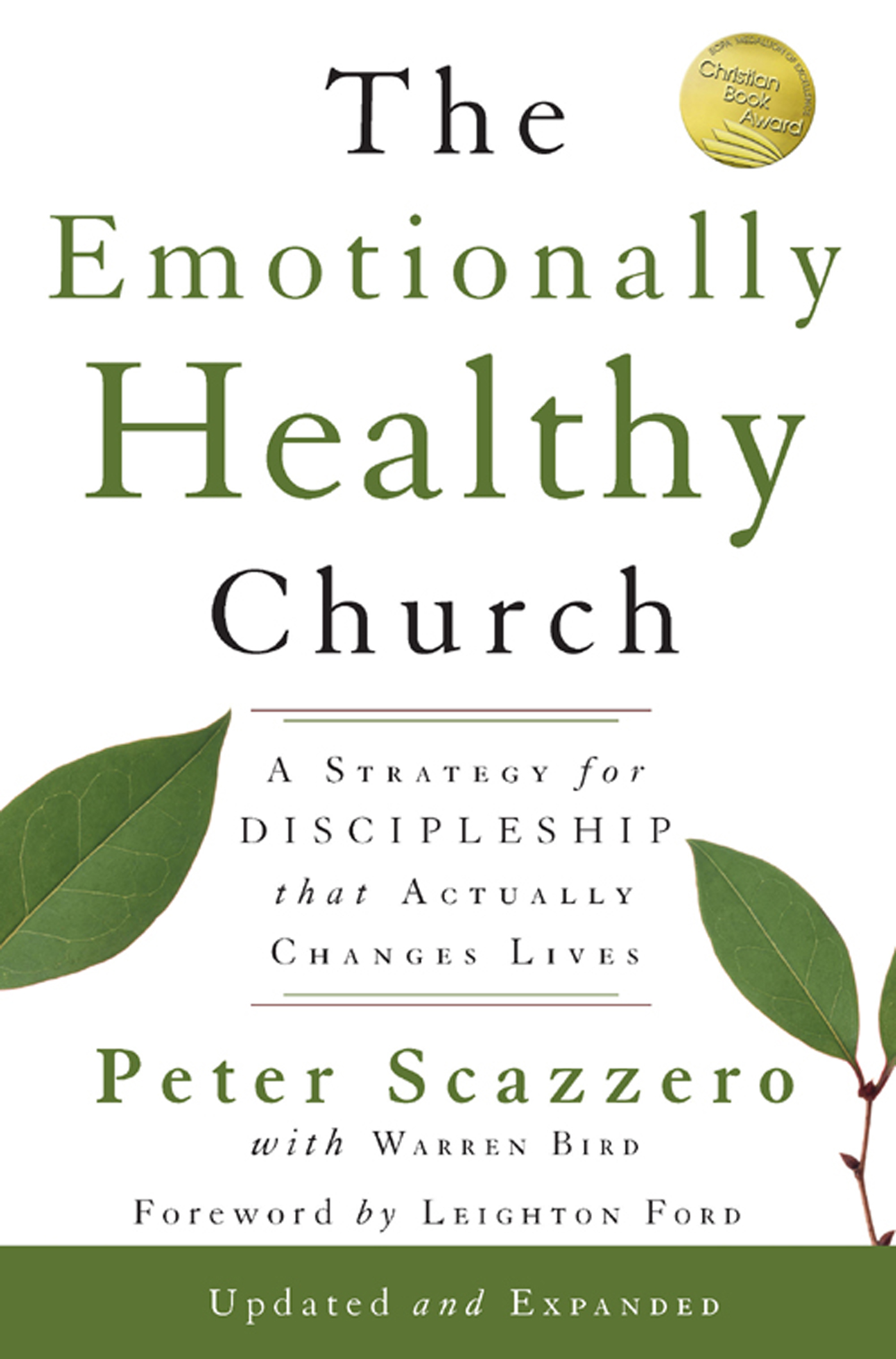 The Emotionally Healthy Church, Expanded Edition