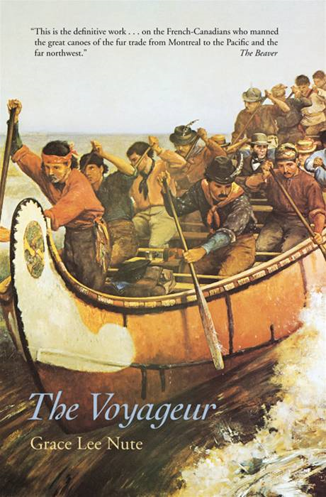 The Voyageur By: Grace Lee  Nute