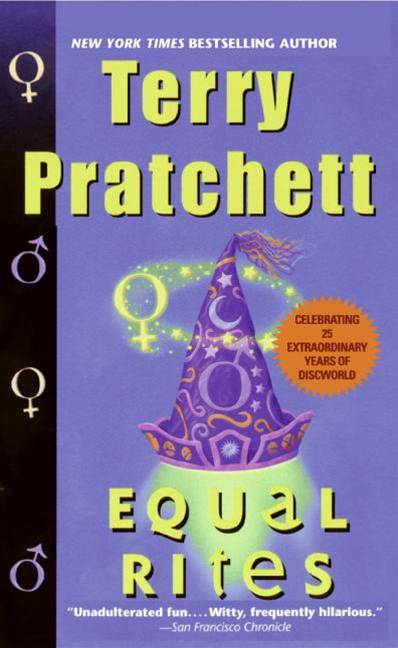 Equal Rites By: Terry Pratchett