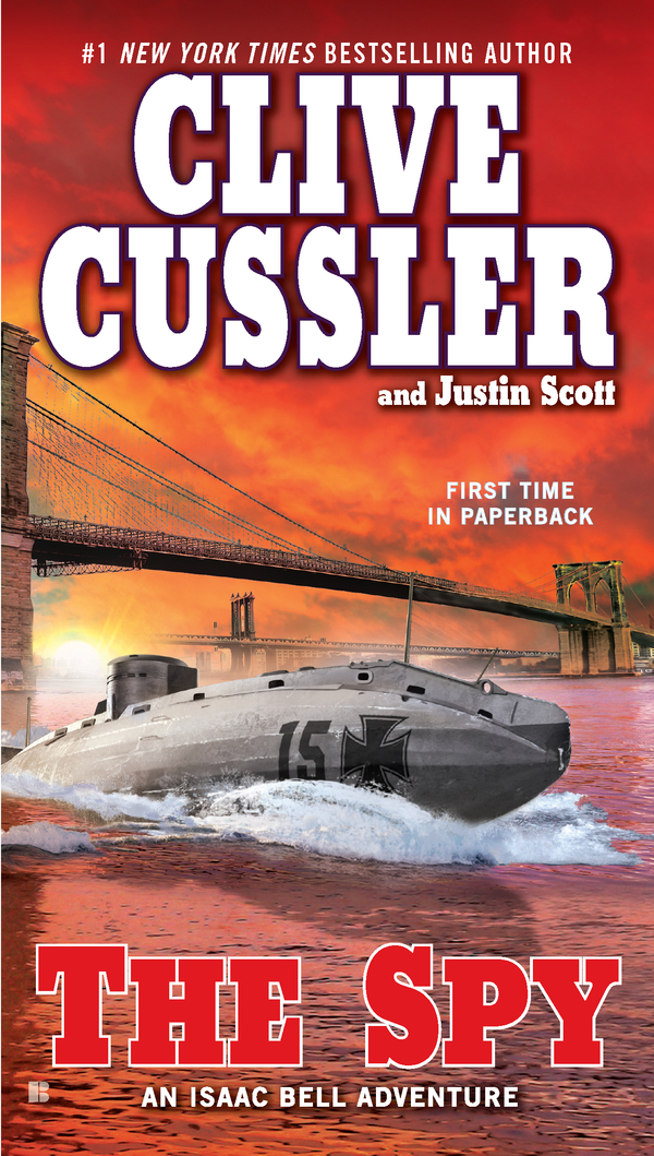 The Spy By: Clive Cussler,Justin Scott