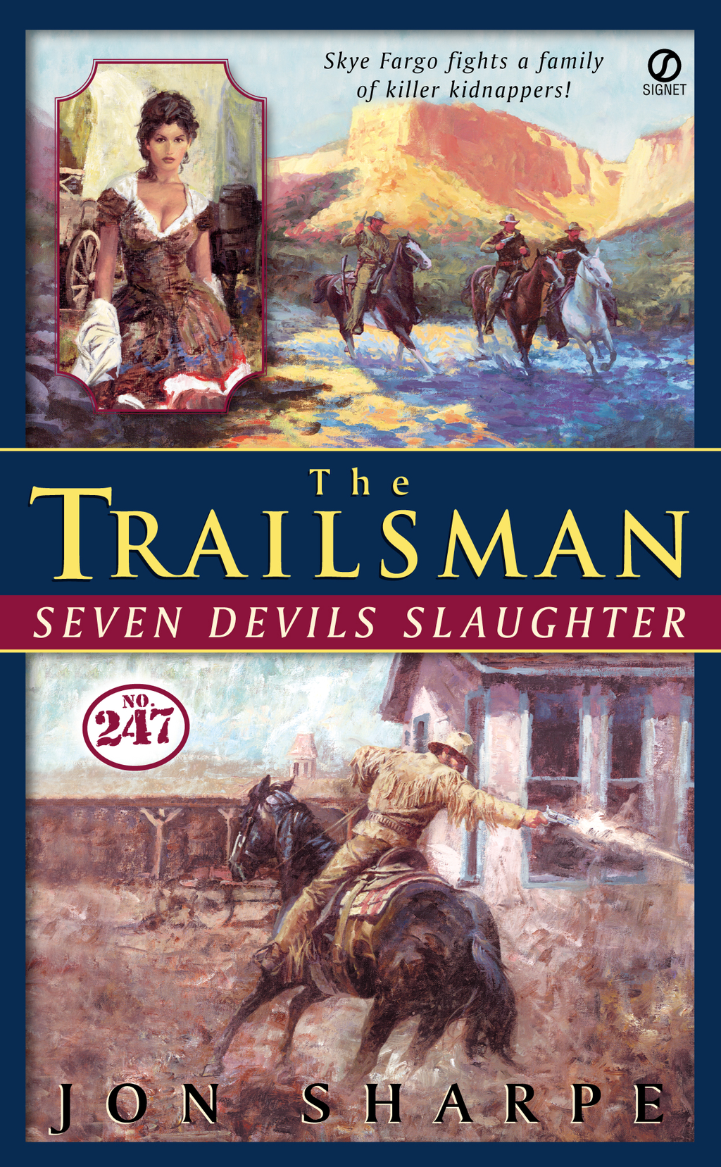 Trailsman #247, The: