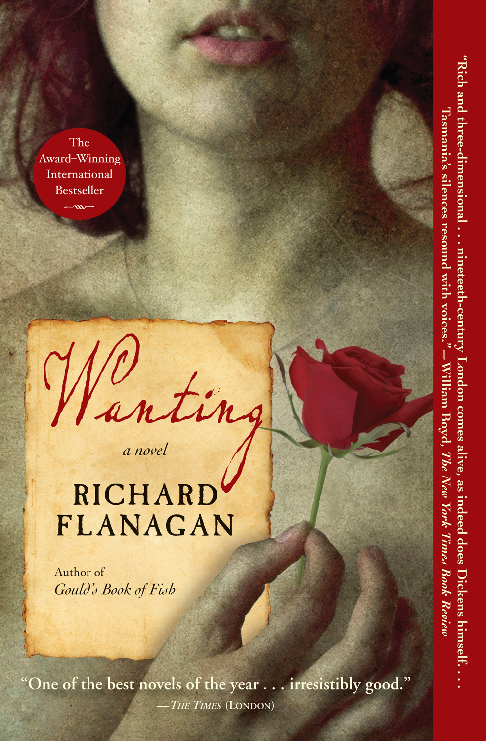 Wanting By: Richard Flanagan